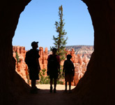 Bryce Zion Grand Canyon Family photo